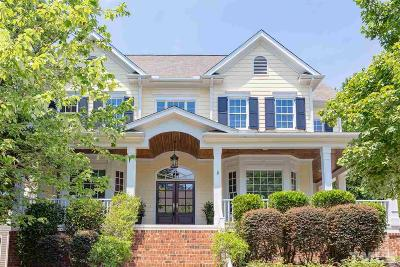 Chapel Hill Single Family Home Contingent: 207 Glenhaven Drive