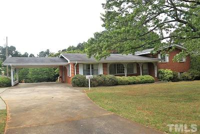 Cary Commercial For Sale: 828 E Chatham Street