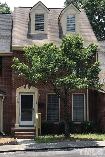 Fuquay Varina Rental For Rent: 124 Church Street