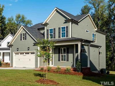 Fuquay Varina Single Family Home For Sale: 1371 Patriot Points Way