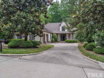 Chapel Hill Single Family Home For Sale: 20007 Bragg