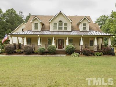 Harnett County Single Family Home For Sale: 200 Destiny Trail