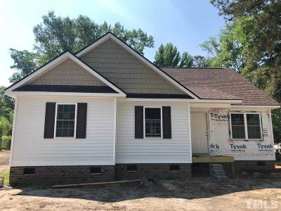 Kenly Single Family Home Contingent: 102B S Wilson Street