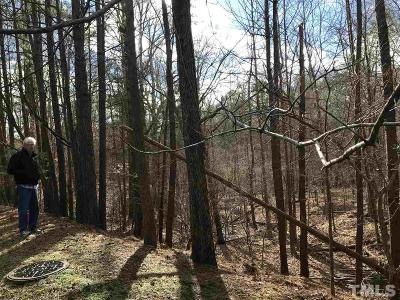 Durham Residential Lots & Land Contingent: 4317 Sterling Drive