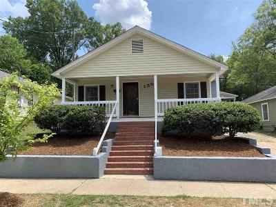 Durham Single Family Home For Sale: 1507 W Knox Street