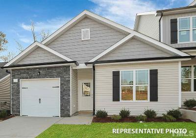 Clayton Townhouse For Sale: 168 Cullen Court