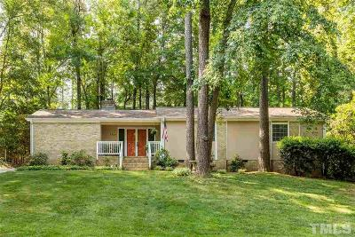 Cary Single Family Home For Sale: 1424 Dunbar Court