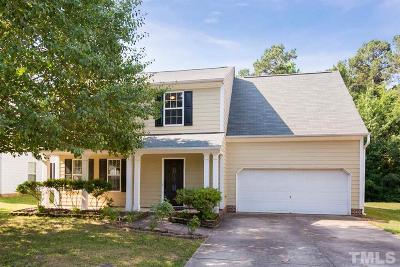 Raleigh Single Family Home For Sale: 3912 Toyon Drive