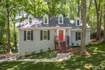 Raleigh Single Family Home For Sale: 4818 Carteret Drive