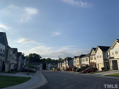 Clayton Townhouse Pending: 186 Wethergate Drive #197