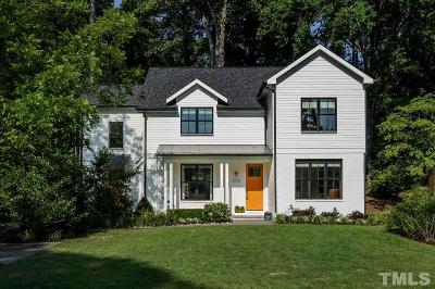 Raleigh Single Family Home For Sale: 2719 N Mayview Road