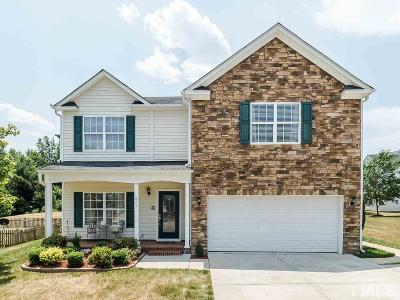 Knightdale Single Family Home For Sale: 621 Twain Town Drive