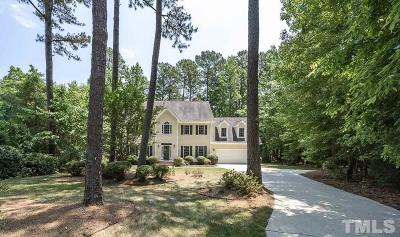 Raleigh Single Family Home For Sale: 4800 Sandberry Lane