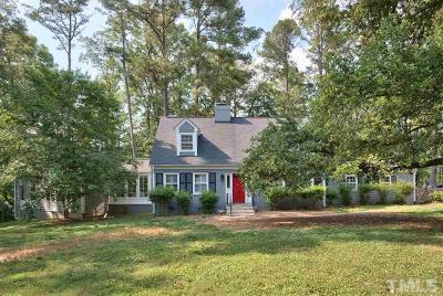 Durham Single Family Home For Sale: 2800 Chelsea Circle