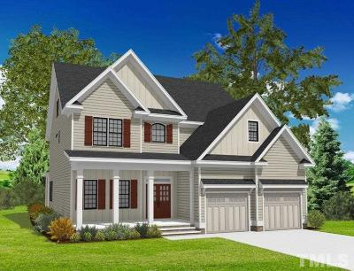 Chatham County Single Family Home For Sale: 1117 Sequoia Creek Lane