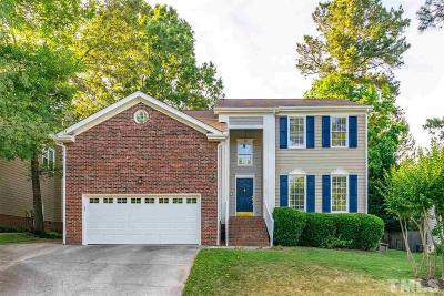 Cary Single Family Home For Sale: 109 Sequoia Court