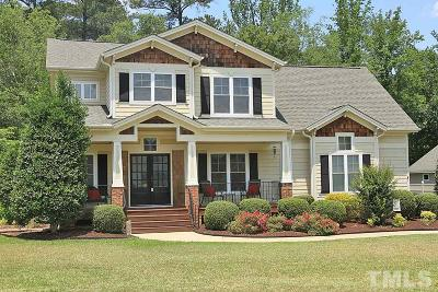 Benson Single Family Home For Sale: 81 Poston Court