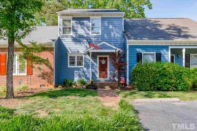 Cary Townhouse Contingent: 114 Granby Court