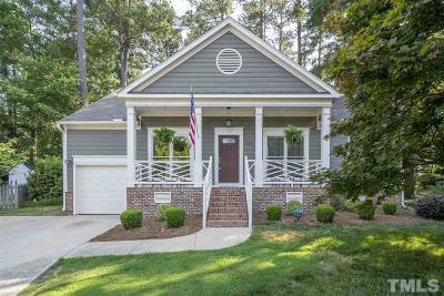 Knightdale Single Family Home Contingent: 1004 Pagoda Place
