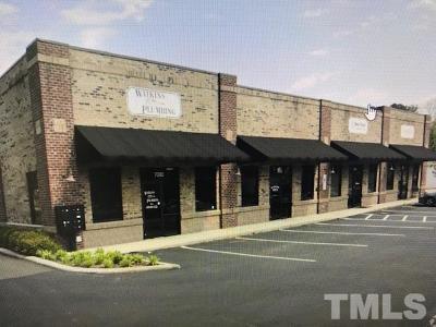 Granville County Commercial For Sale: 700 Hillsboro Street