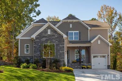Chatham County Single Family Home For Sale: 1512 Betasso Drive