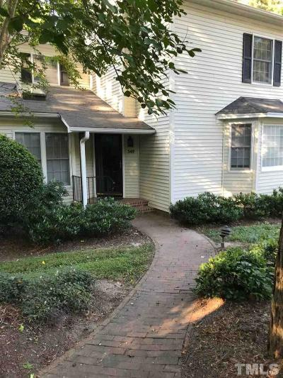Chatham County Rental For Rent: 349 Weymouth Close