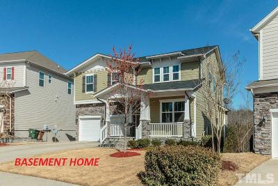 Morrisville Single Family Home For Sale: 621 Pilot Hill Drive