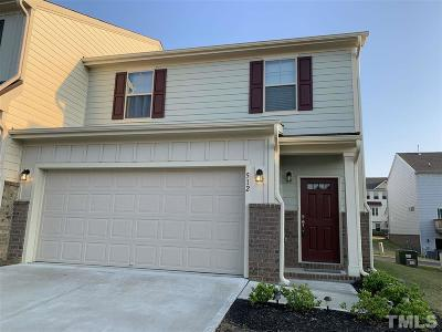 Wake Forest Townhouse For Sale: 512 Oak Forest View Lane