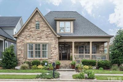 Apex Single Family Home Contingent: 974 Tender Drive