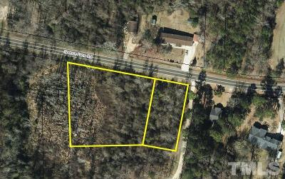 Wake County Residential Lots & Land Pending: 5225 Spence Farm Road