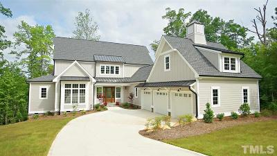 Chatham County Single Family Home For Sale: 126 Harvest Lane