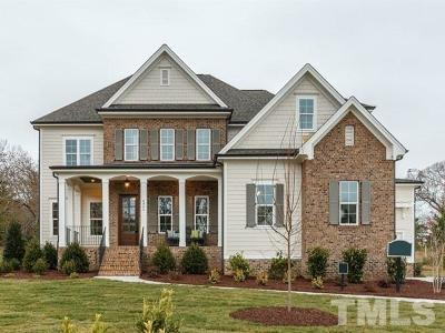 Wake Forest Single Family Home Pending: 1112 Reservoir View Lane