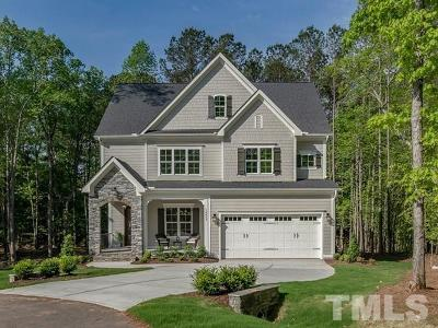 Wake Forest Single Family Home Pending: 1120 Reservoir View Lane