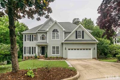 Wake County Single Family Home For Sale: 8700 Deerland Grove Drive