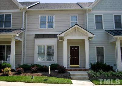 Chatham County Rental For Rent: 11044 David Stone Drive