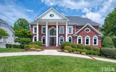 Cary Single Family Home For Sale: 500 Hogans Valley Way