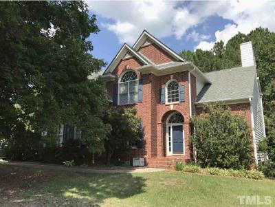 Preston Single Family Home For Sale: 601 Walcott Way