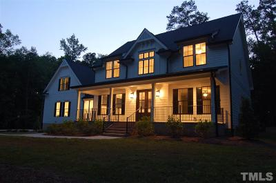 Chatham County Single Family Home For Sale: 304 Canyon Creek Way
