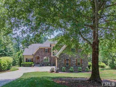 Pittsboro Single Family Home For Sale: 575 Chapel Ridge Drive