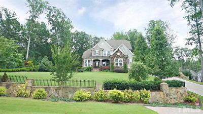 Raleigh Single Family Home For Sale: 12225 Kyle Abbey Lane