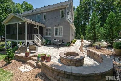 Wake Forest Single Family Home For Sale: 4221 Crescent Ridge Drive