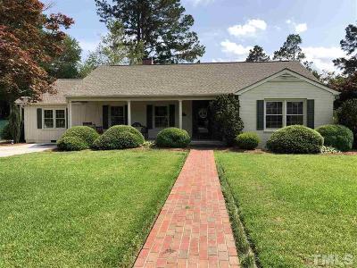 Dunn Single Family Home For Sale: 119 Fairfield Circle