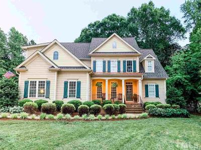 Garner Single Family Home Contingent: 5301 Serather Court