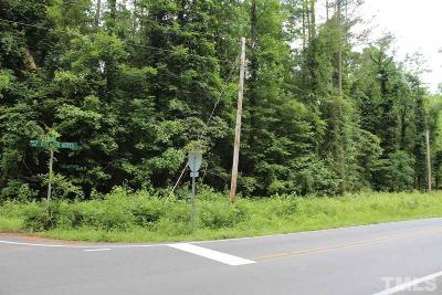 Chapel Hill Residential Lots & Land For Sale: 54B Dogwood Acres Drive