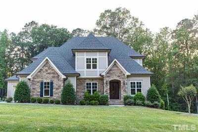 Franklin County Single Family Home For Sale: 325 Forest Bridge Road