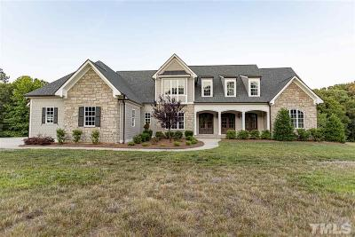 Franklin County Single Family Home For Sale: 15 Park Meadow Lane