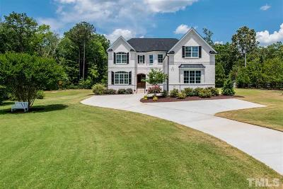 Raleigh Single Family Home For Sale: 7720 Penny Road