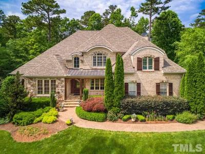 Raleigh Single Family Home For Sale: 1504 Consett Court