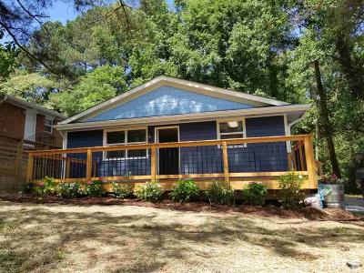 Durham NC Single Family Home For Sale: $299,000