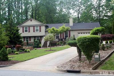 Wake Forest NC Single Family Home For Sale: $279,000